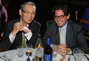 Ambaciatore Taiwan Stanley Kao  Paolo Botti
